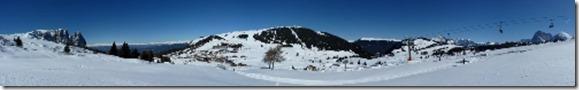 Seiser Alm Panorama (500x75)